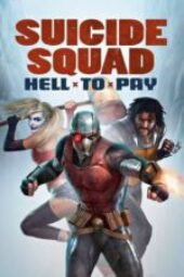 Nonton Film Suicide Squad: Hell to Pay Sub Indo